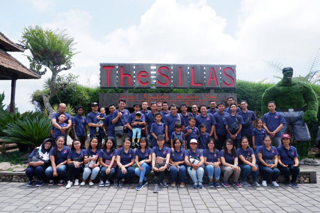 outing, outbond kjpp sumertadana dan rekan 2019